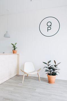 Q Pilates, Brisbane. Designed by Triibe