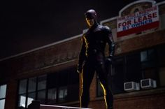 """Netflix Releases Full """"Daredevil"""" Costume Images - Comic Book Resources  #OfficialCostumes  Check out our wide selection of officially licensed Marvel Costumes http://www.OfficialCostumes.com/marvel-costumes"""