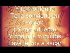 Elvis Crespo - Tatuaje ( VIdeo Letra) ft. Bachata Heightz - YouTube