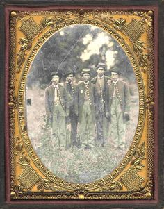 Civil War Union Soldiers