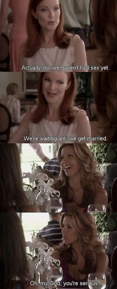 Desperate Housewives! Oh how I miss you Gaby :'(
