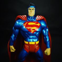 #manonsteel #Mattel #DC #Superheroes #Kal-El #Superman #DCSH by 02anucha