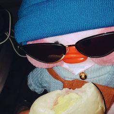 Kawaii Plush, Kawaii Cute, Cute Ducklings, Funny Cartoon Memes, Duck Toy, Baby Icon, Cute Love Memes, Little Duck, You Are Cute