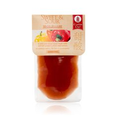 and Sour Sauce! 150g A mild and tangy sauce made with red bell peppers ...