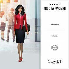 The Chairwoman - Covet Fashion