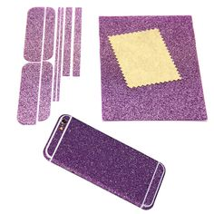 Luxury Phone Case Stickers For iPhone 6 6S Glitter Bling Diamond Phone Stickers for Iphone 5s 6 6s plus Back Cover | iPhone Covers Online