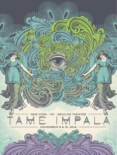 Image of Tame Impala - NYC Show Edition | Justin Helton
