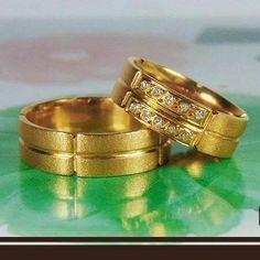ef6de109d7a Alianças de Casamento e Noivado em Ouro - WM Jóias