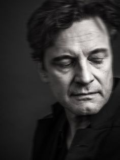 Colin Firth by Andy Gotts