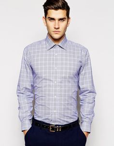 Image 1 of Ted Baker Shirt With Check