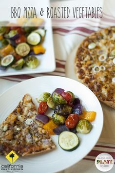 Eat a balanced meal on a busy day with just a few minutes of prep time. Healthy Vegetarian Breakfast, Healthy Muffins, Healthy Eating, Pizza Sides, Frozen Pizza, Oven Dishes, No Calorie Snacks, Image Healthy Food, Group Meals