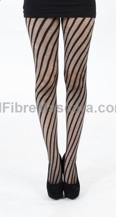 Diagonal striped fishnets #pantyhose #sexy #ladies #women #ladyproducts #lush #smooth #fashion #stunning #legs #glamour