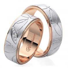 Engagement Rings Couple, Couple Rings, Couple Ring Design, Tungsten Mens Rings, Gold Ring Designs, One Ring, Antique Rings, Wedding Ring Bands, Or Rose