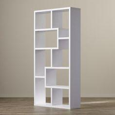 Cool Bookshelves, Cube Bookcase, Etagere Bookcase, Bookcases, Bookcase Storage, Diy Furniture, Furniture Design, Contemporary Bookcase, Modern Bookcase