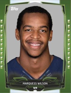 TOPPS-HUDDLE-SAGE-BOOST-MARQUESS-WILSON-CHICAGO-BEARS-ONLY-100-EXIST