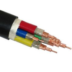 A cable is one or more wires that are covered in a plastic sheath or covering and help connect a computer to a power source. The power cable powers the device. These cables are mainly used for transmission of power and distribution purposes.