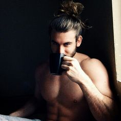 Thank you Brock O'Hurn, for making drinking coffee a visually appealing experience.