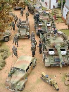 cool dioramas - Google Search
