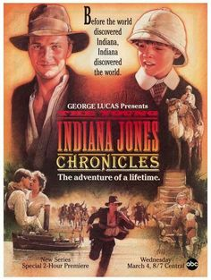 The young Indiana Jones
