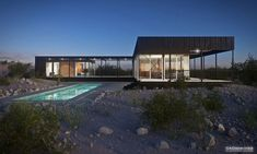 CGarchitect - Professional 3D Architectural Visualization User Community | marmol radziner prefab house in the desert