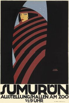Julius Klinger (1876-1942) – Affiche (1910)