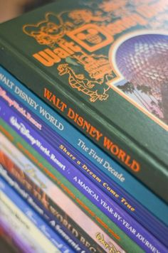 Reviews of My Disney Library