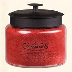 Woodland Cabin Jar Candle - 64oz.