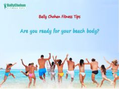 Are you ready for your beach body?