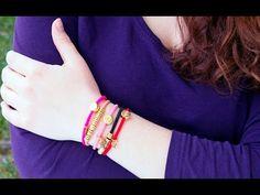 Hair Tie Bracelet by By Lilla