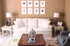 Melissa Stapleton Interiors Living Area After