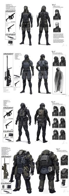 Ideas For Science Fiction Armor Sci Fi Armor Concept, Concept Art, Science Fiction, Science Art, Futuristic Armour, Cyberpunk Character, Sci Fi Armor, Future Soldier, Suit Of Armor