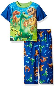 Disney Toddler Boys' the Good Dino 2pc Pajama Pant Set ** You can find more details at