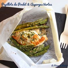 Naan, Beignets, Foil Packets, Pasta, Food Inspiration, Asparagus, Parmesan, Food And Drink, Healthy Recipes