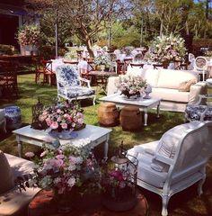 Casamento no campo | Outdoor wedding
