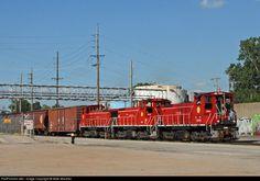 RailPictures.Net Photo: TRRA 1504 Terminal Railroad Association of St. Louis EMD SW1500 at Saint Louis, Missouri by Mike Mautner