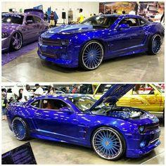 2012 Chevy Camaro Custom