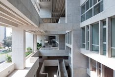 Grafton Architects, Iwan Baan · UTEC University Campus