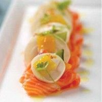 The key to a simple, healthy and flavoursome meal, Regal Salmon has a wealth of different fresh and smoked salmon recipes to suit any occasion, taste, or level of cooking expertise. Ceviche Recipe, King Salmon, Salmon Recipes, Vinaigrette, Fine Dining, Sushi, Paleo, Healthy Recipes, 8 Hours