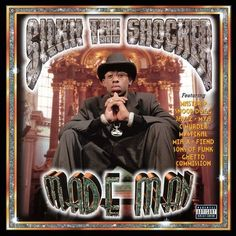 Made Man. Disc: 1 - 3 It Ain't My Fault, Pt. Disc: 1 - 8 I Want to Be With You, Disc: 1 - 17 Put It on Something. Release Date: Master: Silkk the Shocker. R&b Albums, Hip Hop Albums, Silkk The Shocker, Southern Hip Hop, Rap Album Covers, Master P, Hip Hop Art, Snoop Dogg, Jay Z