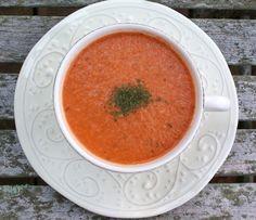 Tomato Soup from go grain-free