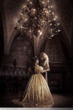 Viona-Art | Beauty and the Beast