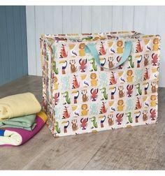 Grand sac de rangement Animaux - Rex - Sac ultra résistant et pratique pour ranger les chambre d'enfant