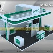 6 Meter x 4 Meter Exhibition Stand Design 24 Square Meter Exhibition Stand Design, Exhibition Stand Fabrication, Exhibition Stand Construction Exhibition Stand Design, Exhibition Stall, 3d Design, Logo Design, Square Meter, Construction, Branding, Stalls, Fabric