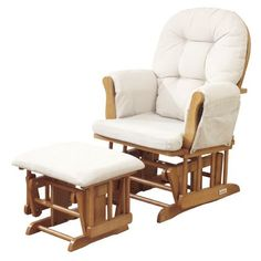Kub Haywood Natural Finish Glider Chair and Footstool (Light Beige Upholstery) by Kub Products Limited, http://www.amazon.co.uk/dp/B002UUV1PQ/ref=cm_sw_r_pi_dp_QnGjsb00PFCJQ