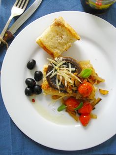 Al Dente Gourmet: Open Vegetarian Sandwich -- And The Free Gift of Giving