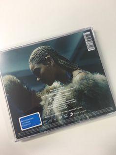 Beyoncé    Lemonade physical edition May 2016