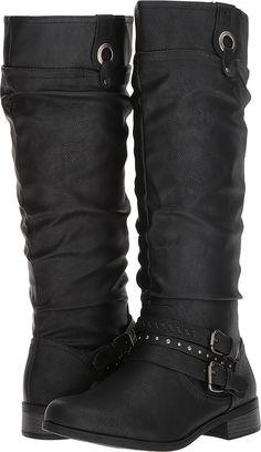 aa582a525ea JBU by Jambu Womens Sandalwood Motorcycle Boot Black 11 M US ...