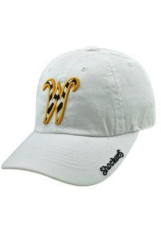 Wichita State Shockers Hat - Womens White Chevron Crew Adjustable Hat http://www.rallyhouse.com/shop/wichita-state-shockers-top-of-the-world-wichita-state-shockers-hat-womens-white-chevron-crew-adjustable-hat-14400203?utm_source=pinterest&utm_medium=social&utm_campaign=Pinterest-WSUShockers $20.99