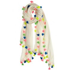 Elevate your coverup look by adding some color with Technicolor caftans, embroidered rompers, and more. Shop the 27 best pieces, including this Bidya Multi-Tasseled Scarf. Pakistani Dresses, Indian Dresses, Indian Outfits, Salwar Designs, Blouse Designs, Little White Dresses, Indian Designer Wear, Scarf Styles, Indian Wear