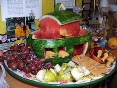 Noahs Ark Food fruit!